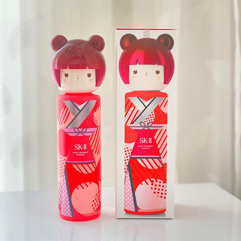 Nước Thần Red Kimono SK-II Phiên Bản Limited 230ml Nhật Bản