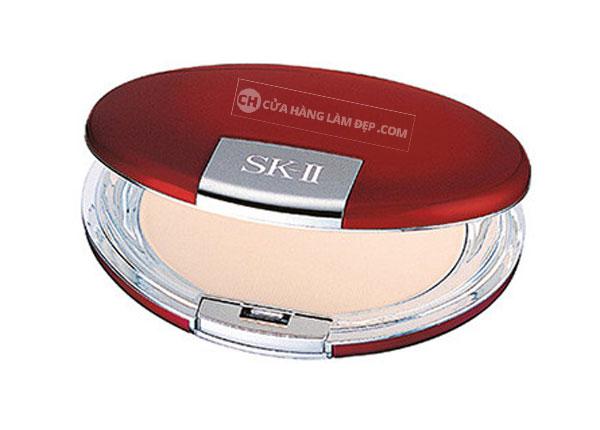 Phấn phủ Bột Nén SK-II Advanced Protect Powder UV